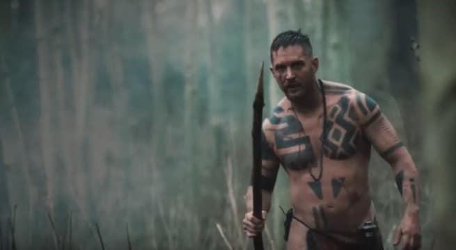 Tom Hardy dans Taboo / Capture Youtube