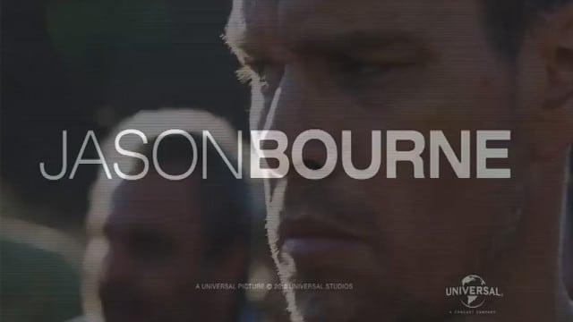 Jason Bourne, la suite en bande annonce / Capture Youtube