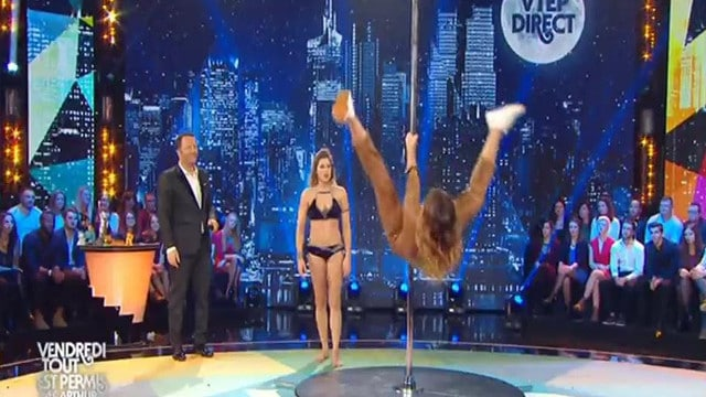 Laury Thilleman / Capture TF1