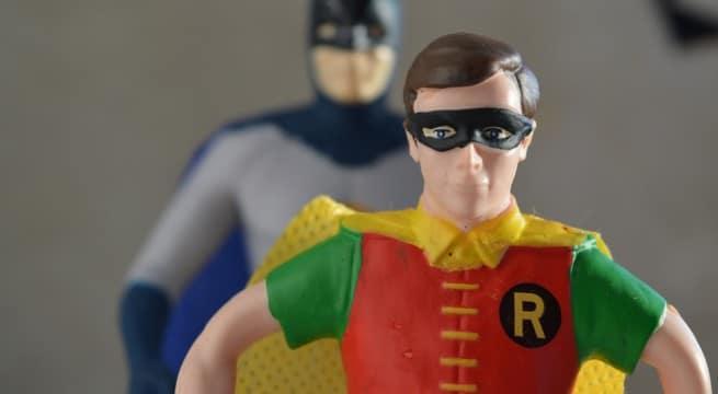 Illustration de super-héros / Pixabay