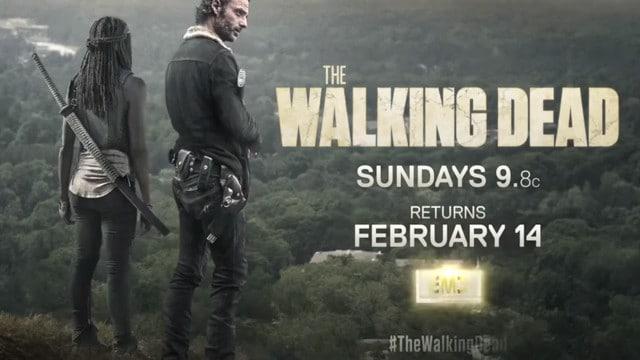 The Walking Dead / Promo saison 6 épisode 9 / Capture Youtube
