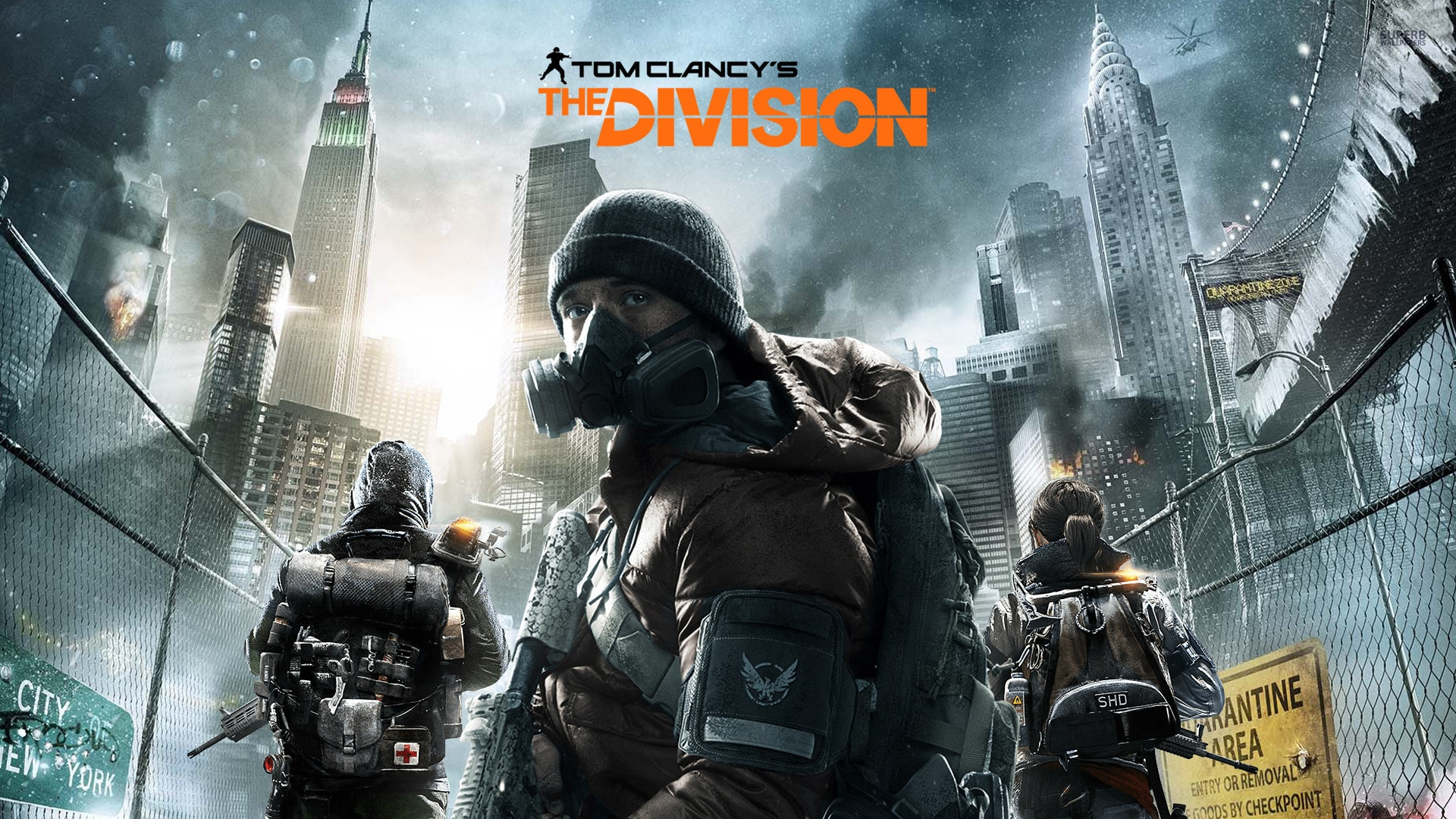 UBISOFT soutenu par les bons résultats commerciaux de Tom Clancy's The Division