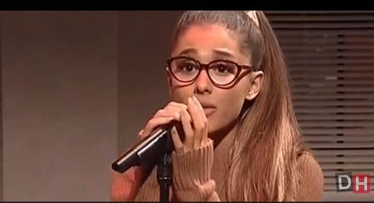 Ariana Grande / Capture Dailymotion