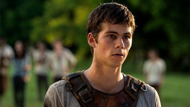 L'acteur Dylan O'Brien / Capture The Maze Runner