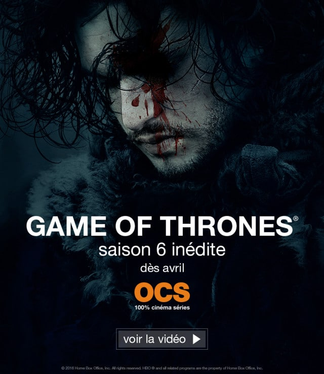GAME OF THRONES S6 - TEASE ART