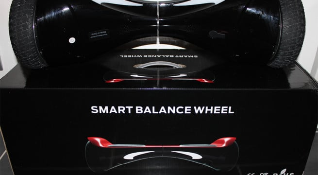 Smart Balance Wheel - Photo Actu-mag.fr