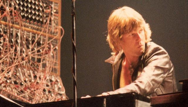 Le claviériste Keith Emerson's / Créatives commons