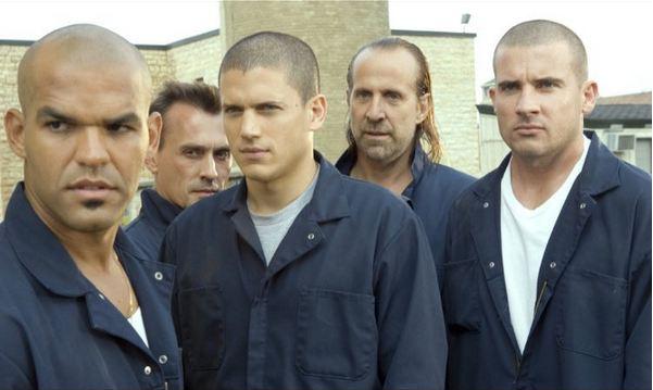 Capture Série Prison Break