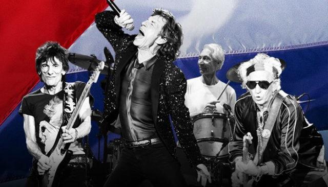 Capture de l'affiche des Rolling Stones qui se produiront à Cuba