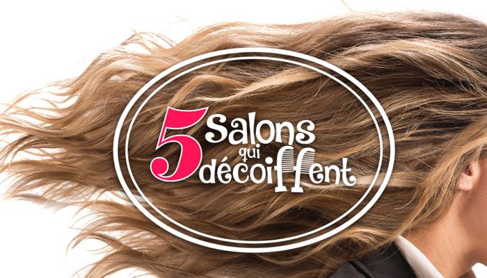 M6 lance un nouveau programme sur la coiffure actu for 5 salons qui decoiffent