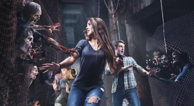 L'attraction The Walking Dead débarque aux Etats-Unis / Capture Youtube