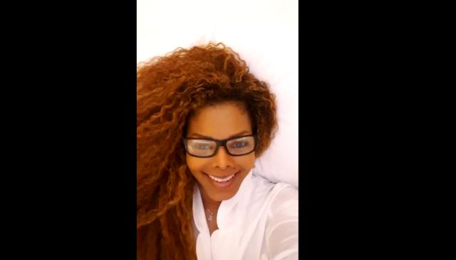 Janet Jackson/ Capture YouTube Janet Jackson