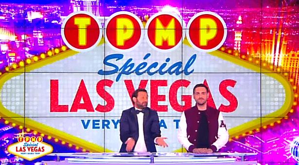 TPMP Spécial Las Vegas / Capture D8