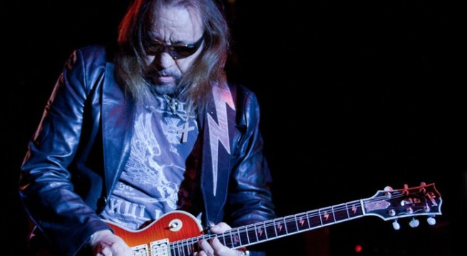 Ace Frehley / CC / Flickr Kevin