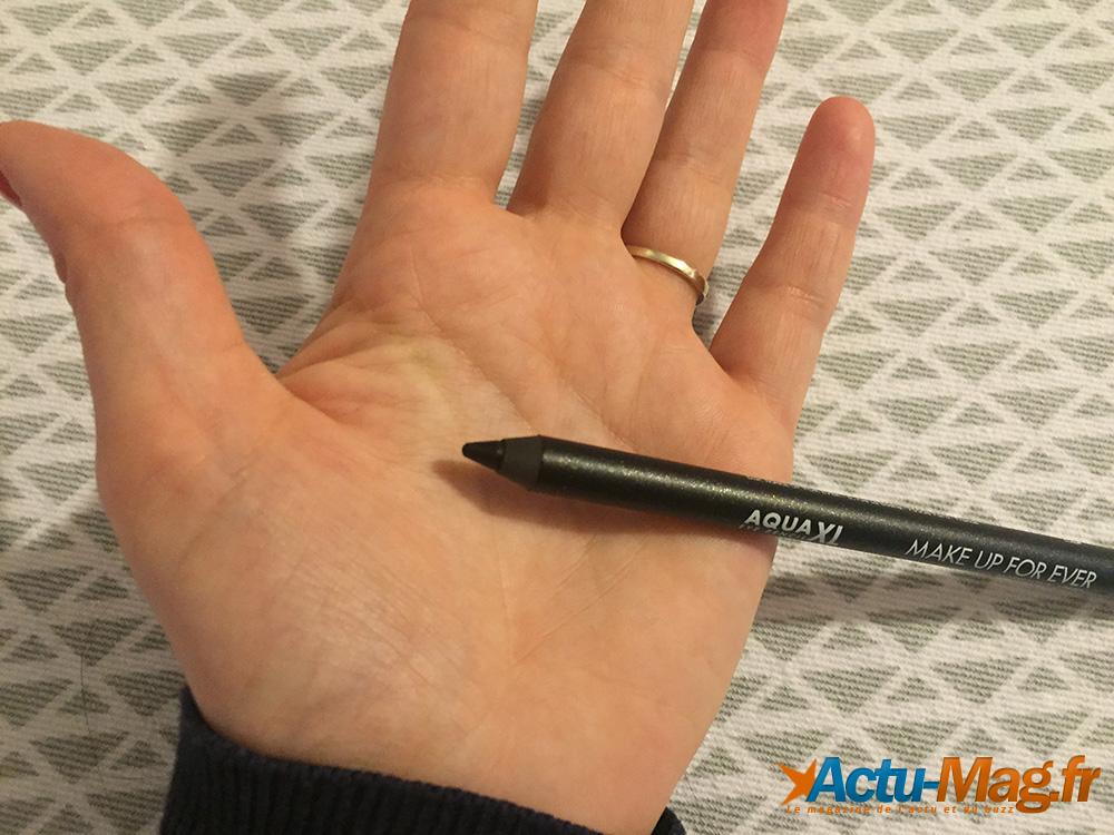 Photo: Crayon Aqua XL / EC pour actu-mag.fr