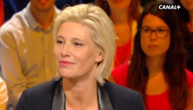 Maïtena Biraben / Capture Le Grand Journal Canal +