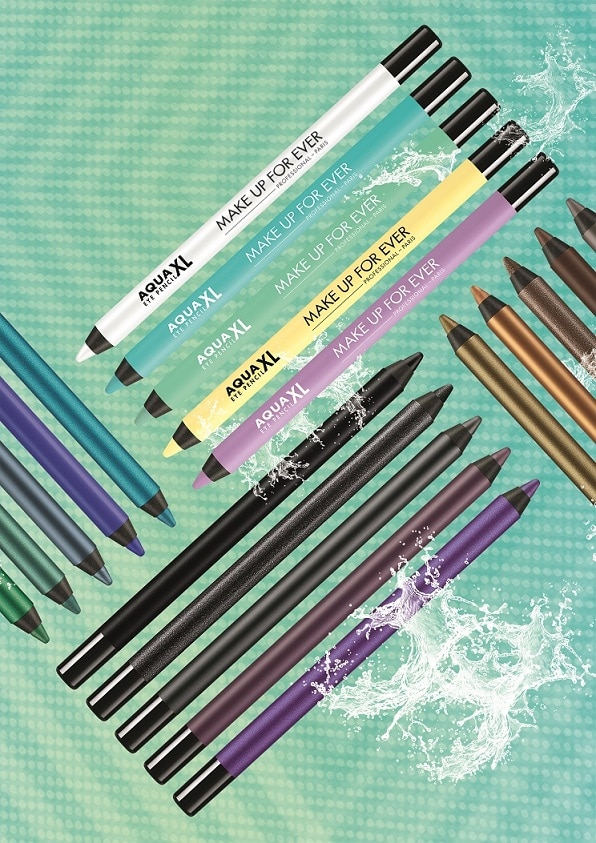 Gamme AQUA XL EYE PENCIL photo Make Up For Ever via CP