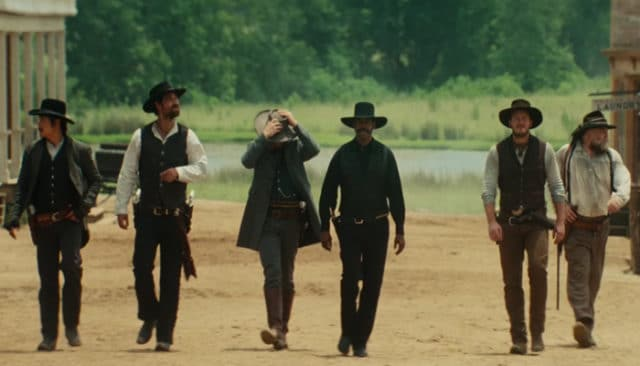 THE MAGNIFICENT SEVEN / Capture Youtube