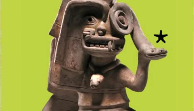 Chamanes et divinités de l'Équateur précolombien / Capture Youtube