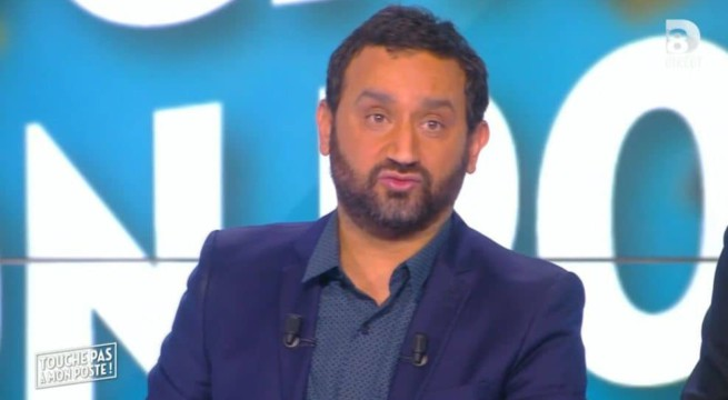Cyril Hanouna sans ses chroniqueurs dans TPMP / Capture D8