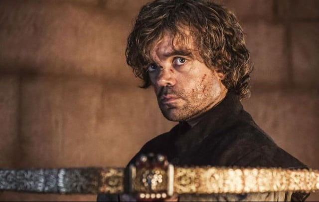 l'acteur Tyrion Lannister dans la série Game Of Thrones / Capture HBO GOT
