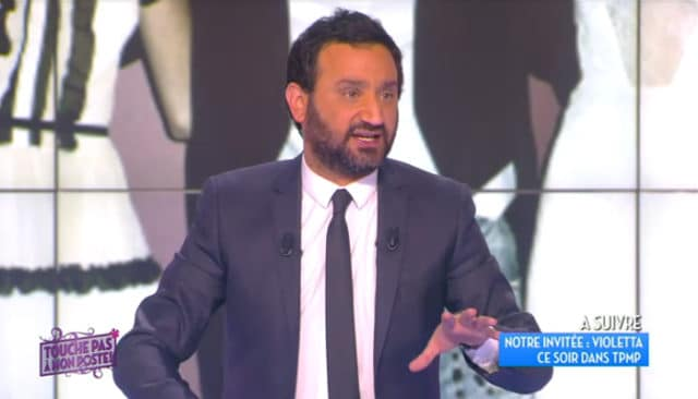 Cyril Hanouna / Capture TPMP D8