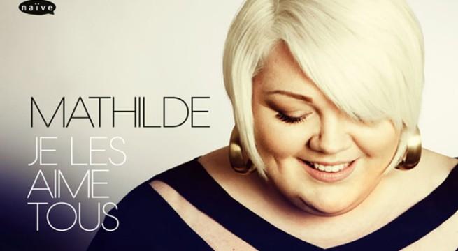 Mathilde (ex-candidate de The Voice 2015) Photo Via CP