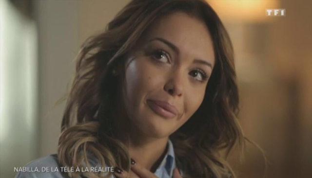 Nabilla se confie dans Sept à Huit sur TF1 / Capture TF1