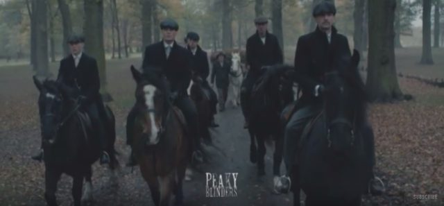 Bande-annonce Peaky Blinders / Capture Youtube