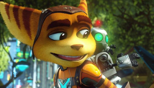 Ratchet & Clank, leur grand retour pour 2016 / Sony Playstation 4