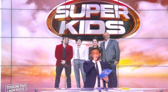 Super Kids / Capture D8 TPMP