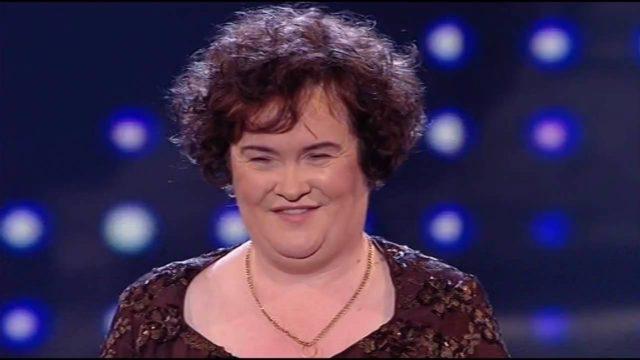 La chanteuse britannique Susan Boyle en 2009 / Capture Youtube