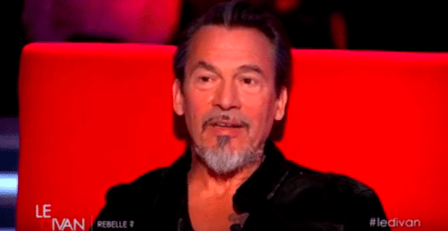 Florent Pagny / Capture France 3.
