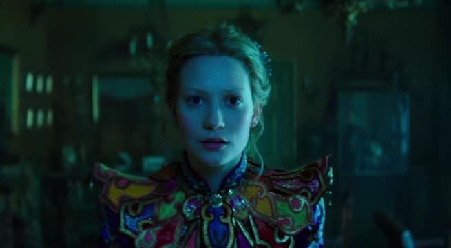 Alice de l'autre côté du miroir / Capture Youtube Disney