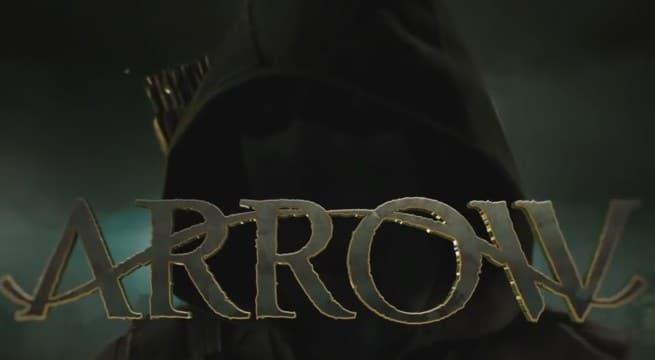 Capture youtube Arrow saison 4 final CW