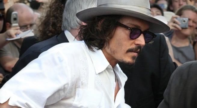 Johnny Depp / Caroline Bonarde Ucci Creative Commons