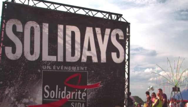 Solidays 2016 / Capture Teaser Solidays