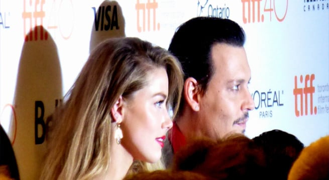 Le divorce entre Johnny Depp et Amber Heard finalisé