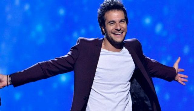 Amir obtient la 6ème place à l'Eurovision 2016 / Capture France 2