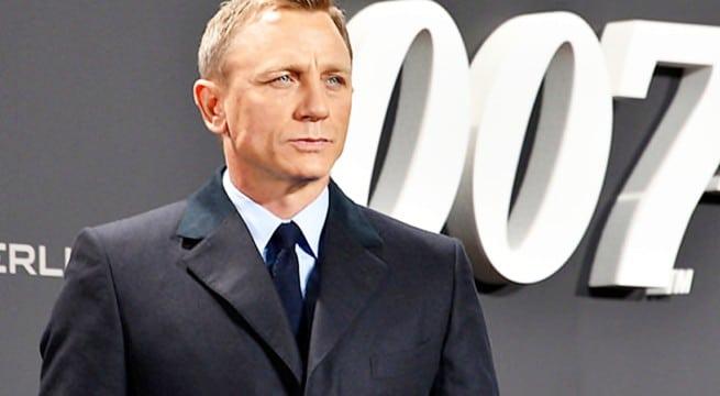 L'acteur Daniel Craig / CC GlynLowe