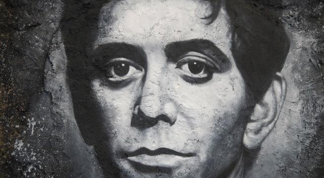 Le chanteur Lou Reed / CC thierry ehrmann