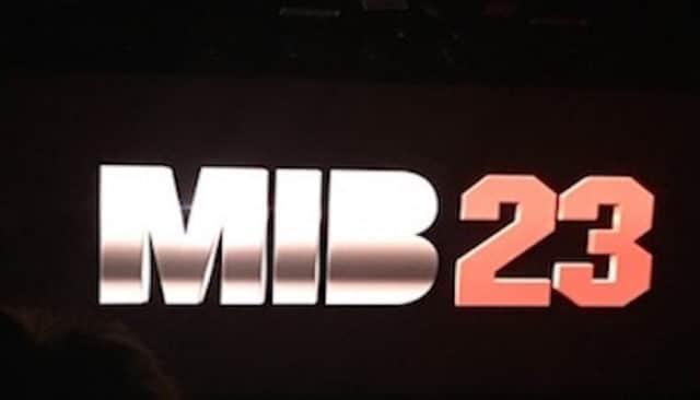 MIB23 / Capture Youtube