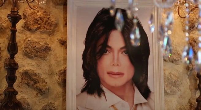 La maison de Michael Jackson située à Las Vegas est en Vente / Capture Youtube