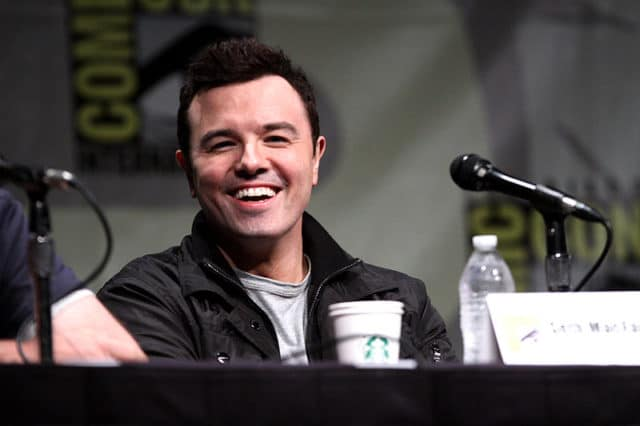 Seth MacFarlane / Gage Skidmore Créatives Commons