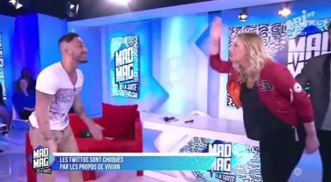 Vivian et Aurélie se clash violemment /  Capture NRJ12