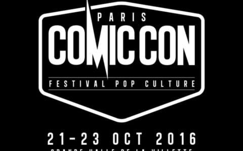 La Comic Con de Paris édition 2016 / Capture Site Comic Con