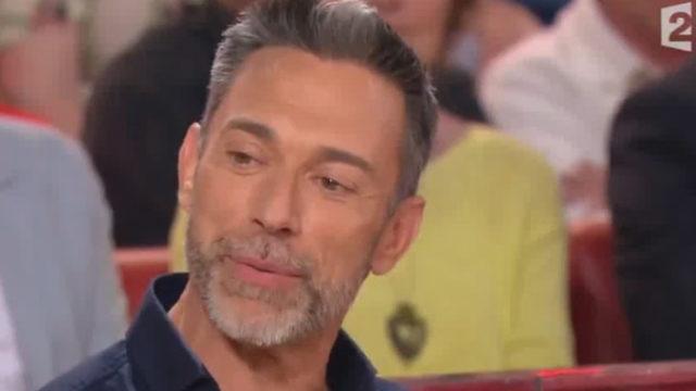 L'acteur, humoriste et animateur de télévision français Gérard Vives / Capture France 2