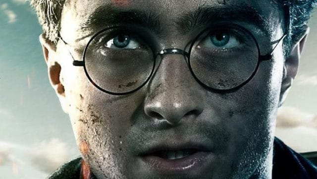 Daniel Radcliffe dans Harry Potter