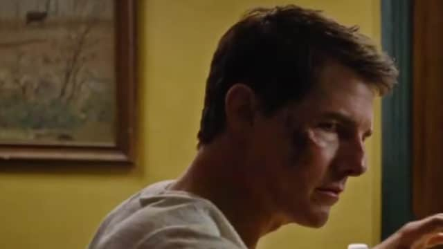 Tom Cruise dans le rôle de Jack Reacher / Capture Youtube