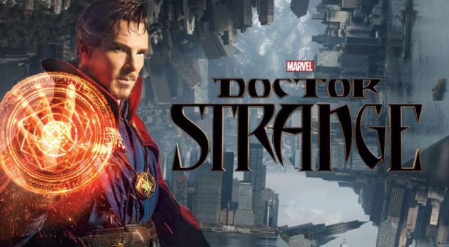 Dr Strange affiche